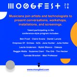 "FuseBox Radio: Moogfest 2016 Afrofuturism Panel: ""Can You Remember The Future?"""