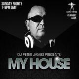 DJ Peter james Live @ Clubvibez Radio 150315