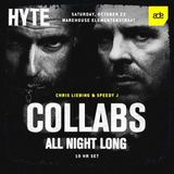 Chris Liebing & Speedy J - Live @ HYTE, ADE Amsterdam 2016. (Collabs 3000)