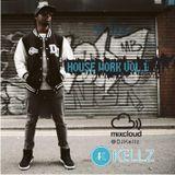 House Work Vol.1 - DJ Kellz