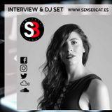 DJ SET ROSANA NUN EN SENSEBEAT STUDIOS -001- 28-2-18