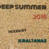 Deep Summer 2016 Mixed by JLBALTANAS