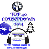 Live With MrC - 2014 Yes Hour Radio Top 40 Countdown Songs 40 to 31