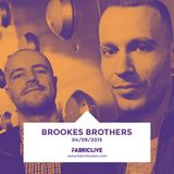 Brookes Brothers - FABRICLIVE x VIPER LIVE Promo Mix (Aug. 2015)