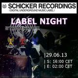 der Portugiese - SCHICKER Recordings Label Night @ STROM:KRAFT 2013