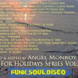 Open For Holidays Series Vol.8 (Funky.Soul.Disco) by Angel Monroy