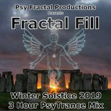 FRACTAL FiLL - Winter Solstice 2019
