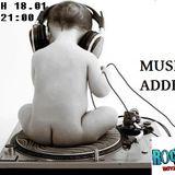 Music Addiction (Rockarolla Radio 18.01.2012)
