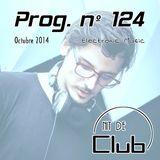 NIT DE CLUB - prog. nº124 (octubre 2014) [Mike Griego]