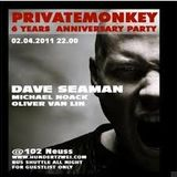 Michael Noack plays at 6 Years Privatmonkey at 102 Neuss