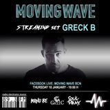 Moving Wave Streaming Set: Special Guest - Greck B