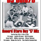 Record Store Day 2017 Mix - DJ Dolo76 - all 33s & 45s