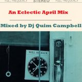 An Eclectic April Mix