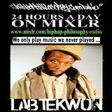 Labtekwon Tribute Special - HipHopPhilosophy.com Radio