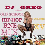 OLD SCHOOL  RNB  HIP-HOP MIX 90's  VOL.15