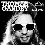 THOMAS GANDEY - IBIZA CLOUDCAST - JULY 2013