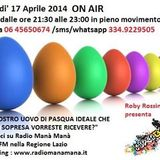 SUPERDEEJAY MANA' by ROBY ROSSINI- puntata del 17.04.2014