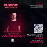 Kumusic Radioshow Ep91 - Guest of the week - Julian Calor (Revealed)