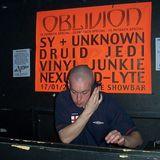 DJ Krome + MC Charlie B - November 2002