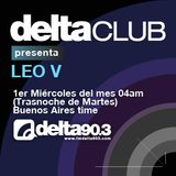 Delta Club presenta Leo V (4/4/2012)