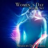 Women´s Day Special Set Mixed by Dj Taborda