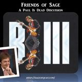 Friends of Sage - A Paul Is Dead Discussion