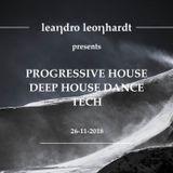 PROGRESSIVE HOUSE DEEP HOUSE DANCE TECH 26-11-2018