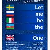 """""""Let Me Be The One"""" Eurovision Show 58 (17th & 19th September 2019) - Emily Roberts LMBTO Interview"""