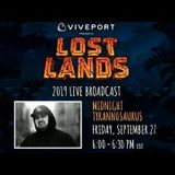 Midnight Tyrannosaurus @Lost Lands 2019 [Live Stream]