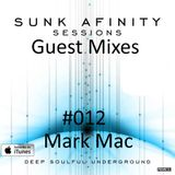 Sunk Afinity Sessions Guest Mixes #012 Mark Mac