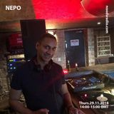 Nepo - Noods Radio Guest Show - 29.11.2018