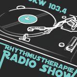 Rhythmustherapie Radio Show - 2013-01-18 mit Kle Dodo