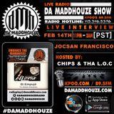 Da Maddhouze sits down with Jocsan Francisco on KPOO 89.5 FM