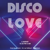 Disco Love #2 - Paris Gay Games 2018