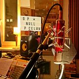 GRENZPUNKT NULL reloaded #68 - AN DeN laNgen tIScHeN DEr zEit / PAUL CELAN on air
