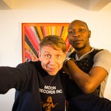 Gilles Peterson Word & Music with Seun Kuti // 04-01-17