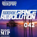 Adik Spart - Trance Revolution #042