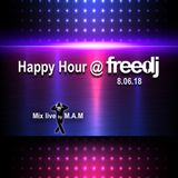 Happy Hour @ Freedj (08.06.18)