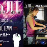 SUIT RADIO SHOW _ ABRIL LEVIN