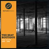 The Beat Boutique 7th Jan 2016