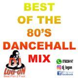 DJ LOGON - BEST OF THE 80S DANCEHALL MIX FEAT SHABBA,SUPER CAT,NINJA MAN, BOUNTY KILLER, AND MORE