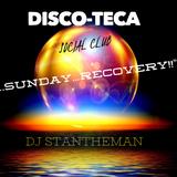 "DISCO-TECA Social Club - "" Sunday Recovery """