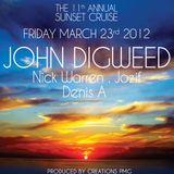 John Digweed, Nick Warren, Jozif, Denis A - Live @ 11th Annual Sunset Cruise (Miami) 23-03-2012
