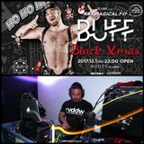 DJ KAZUbou Live at BUFF Black Xmas (Opening Set) 2017/12/1