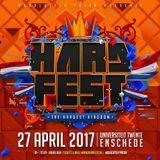 Hardfest 2017 - The Hardest Kingdom | WARM-UP MIX