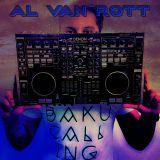 """'BakuCalling Radio' - """"Deepisode"""" #1 by AL VAN ROTT"""