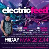 Electric Feed 017 (Guestmix Yo Isaac)