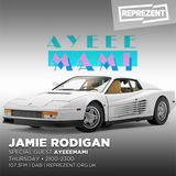 Jamie Rodigan with Ayee Mami| 15th March 2018