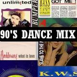 90's euro dance mix 1
