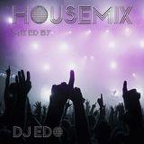 HOUSEMIX-DJ EDO Agosto 2013